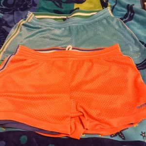 🌺 Two pairs of great Reebok athletic shorts🌺